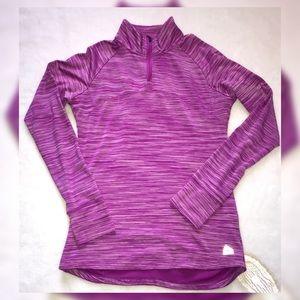 Tops - Purple RBX long sleeve shirt work out shirt